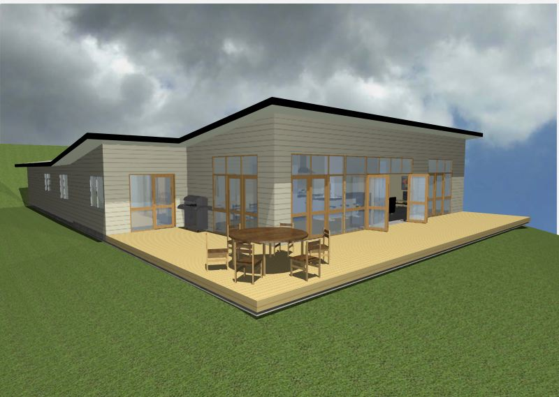 Advanced Design of New Country Home